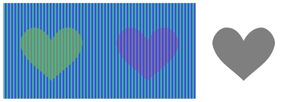 色の錯視14